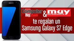 Sorteamos un Samsung Galaxy S7 Edge
