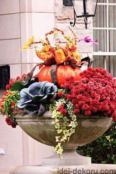�аг��зка... Читайте також також Осіння флористика, найкрутіші ідеї 2016 року! Ідеї осіннього декору (22 ФОТО) Осінні віночки(40 фото) 45 ідей літніх віночків Осінній декор з … Read More
