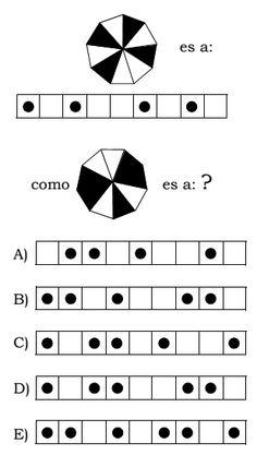 Banco de preguntas para el examen SENESCYT-SNNA-ENES: Pregunta 14 - Razonamiento Abstracto