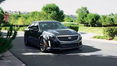 Cadillac CTS-V. #COTY #Cadillac