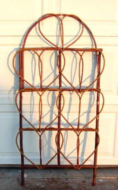 Californina Rustic Willow Hand Crafted Willow Furniture