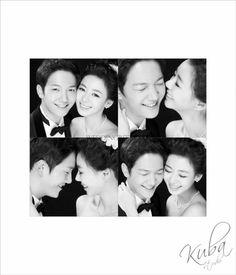 Korea Pre-Wedding Photoshoot - WeddingRitz.com » Kuba Studio 2012 Sample Collection (Kim Yong Jun & Hwang Jung Eum Couple from We Got Married 2)