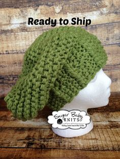 Everyone loves a Twisted Band Slouchie Beanie! Theyre great skiing, sledding or…