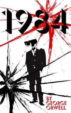 Creative writing on the book 1984 by george orwell?