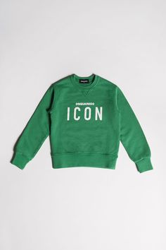 icon sweatshirt top wear Man Dsquared2