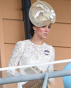 Kate At The Royal Ascot
