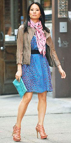 lucy lui - my style icon!                                                                                                                                                      Más