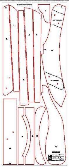 Silla de Adirondack de abuelo planes archivos por TheBarleyHarvest