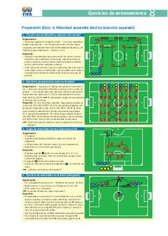 Tema 8. ejercicios prep. física Football Coaching Drills, Soccer Drills, Fifa, Biceps Femoral, Football Tactics, Soccer Workouts, Abs Workout For Women, Soccer Training, Training Programs