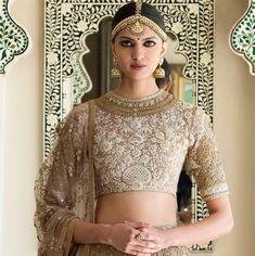 "34.9k Likes, 140 Comments - Sabyasachi Mukherjee (@sabyasachiofficial) on Instagram: ""#Sabyasachi #SpringCouture2017 #TheUdaipurCollection #SummerBrides #SummerWeddings…"""