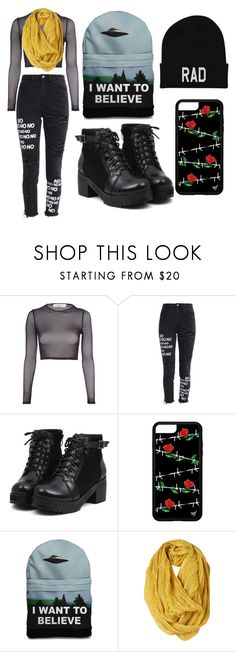 """""""Untitled #1522"""" by anjalenabvb ❤ liked on Polyvore featuring Oh My Love and cutekawaii"""