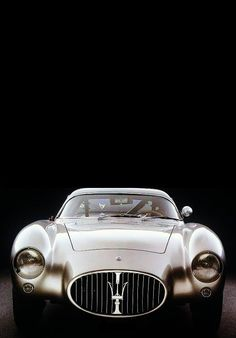 the beautiful  ag6 Maserati pininfarina one of my favorites.