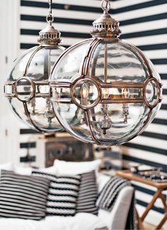 Huisjekijken gespot | eichholtz lampen | Huisjekijken