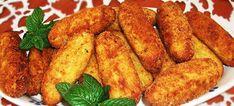 Vrasciole Crotonesi - viaggiareincalabria.com Italian Foods, Italian Recipes, Tandoori Chicken, Chicken Wings, Meat, Ethnic Recipes, Lasagna, Buffalo Wings