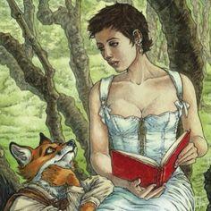Reading…  #leboisdesvierges #virginswood