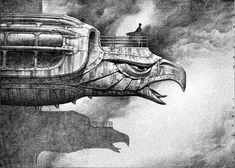 IMAGE(I)NARTE: el arte de la imaginación: OSCAR CHICHONI: ALMA DE METAL