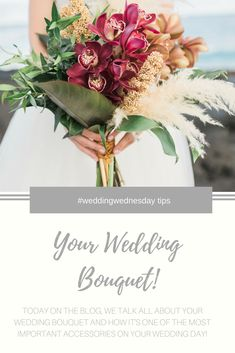 Tips on Your Wedding Bouquet