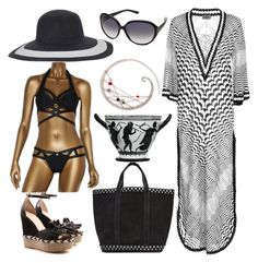 """#GreekSummer"" by harikleiatsirka on Polyvore featuring Missoni Mare, Folli Follie and Vanessa Bruno"