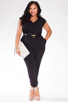 08a3470bbec 13 Plus-Size Jumpsuits To Wear All Summer