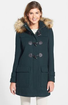 Cindy Cashmere Blend Toggle Duffle Coat | Duffle coat, Cashmere ...