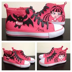 Zapatillas Pertierrizadas Monster high