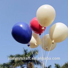 Injection rigid reusable unbreakable balloon