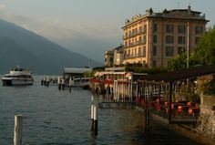 The gorgeous little Hotel Metropole in   Bellagio on Lake Como in Italy. Jo, Ang and I spent a fabulous Easter weekend here pre-kids. Unfortunately we didn't run into George Clooney but he was at his house around the corner at the time...