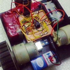 Insta-Arduino | Working on few final tweaks. Almost done....