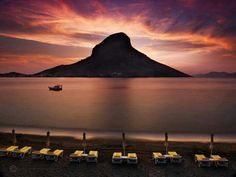 Greece - View from Kalymnos island to Telendos Places Ive Been, Places To Go, Beautiful Places, Beautiful Pictures, Famous Photographers, Antalya, Greece Travel, Greek Islands, Where To Go