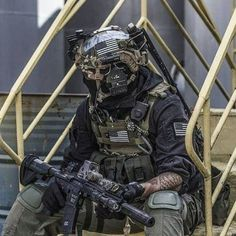 Airsoft hub is a social network that connects people with a passion for airsoft. Talk about the latest airsoft guns, tactical gear or simply share with others on this network Military Police, Military Weapons, Military Art, Military Spouse, Military Uniforms, Special Forces Gear, Military Special Forces, Armas Airsoft, Tactical Armor
