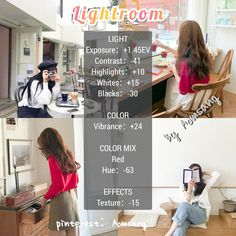 Lightroom Tutorial, Photo Editor, Lightroom Presets, Color Mixing, Filters, Pinterest Pinterest, Photoshoot, Bright, Black And White