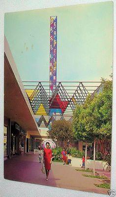 Eastland Center, West Covina, California 1960s