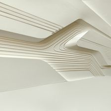 Amazing...!!!   Works on paper by Zaha Hadid