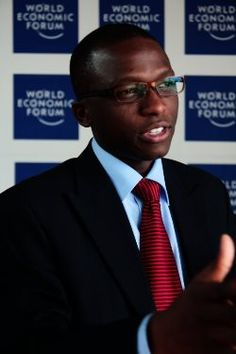 Welcome to Linda Ikejis Blog: Second Nigerian hired by the World Economic Forum in Switzerland