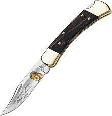 Buck Folding 110 Weld Lockback Hunter Knife Limited
