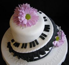 awesome piano cake design 26 Most amazing piano cake designs for music lovers