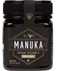 Manuka honey is a type of honey that distinguishes among all other with its distinctive taste and unique origin. And what better Manuka honey than Kiva's UMF Best Manuka Honey Brand, What Is Manuka Honey, Raw Manuka Honey, Best Honey, Manuka Honey Eczema, Manuka Honey New Zealand, Honey Packaging, Bottle Packaging, Diy Beauty Face
