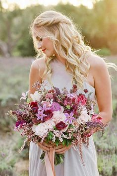 18 wedding bouquets not just for the country wedding 20