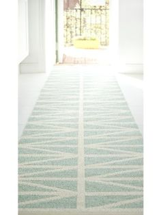 brita sweden plastique tapis dexterieur de couloir helmi pas cher turquoise 70x100 cm brita - Tapis Couloir Pas Cher