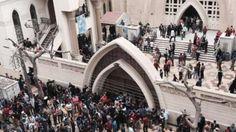 L'EI revendique les attentats contre les églises, le président déclare l'état d'urgence en Egypte