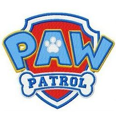 Formally Cherished Embroidery - Paw Patrol - Taneytown, MD