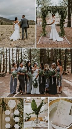 DIY Forest Greenery Wedding at Matroosberg by Claire Thomson Photography Forest Wedding, Fall Wedding, Diy Wedding, Wedding Ceremony, Dream Wedding, Wedding Stuff, Wedding Cakes, Disney Wedding Dresses, Pakistani Wedding Dresses