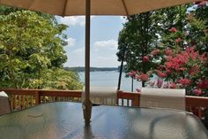 Luxury and relaxation await at the Leeward home at Smith Mountain Lake!