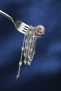 Jewelry Photography and Styling by Sonya Sanchez Arias, via Behance
