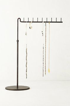 Pronged Jewelry Stand #anthropologie