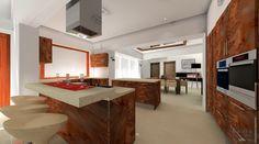 Kitchen 3D plan  www.lauradesign.hu