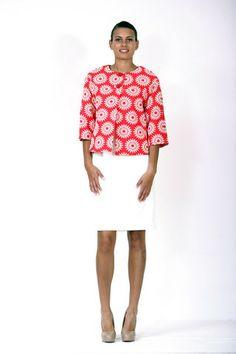 Haldi Patterned Jacket by Aideen Bodkin