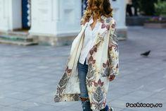 Тренд сезона - летнее пальто