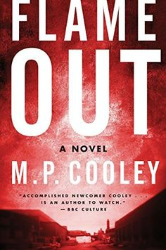 Flame Out: A Novel (The June Lyons Series) by M. P. Cooley, http://www.amazon.co.uk/dp/B00N0W503W/ref=cm_sw_r_pi_dp_PXQivb1DX0EWQ