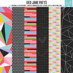 Geo Jane Patts ·CU·